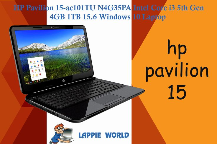 """Call on +91- 93240 48008 and order """"hp Pavilion 15"""" from #lappieworld"""