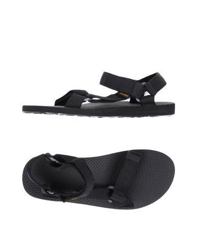 TEVA Men's Sandals Black 13 US