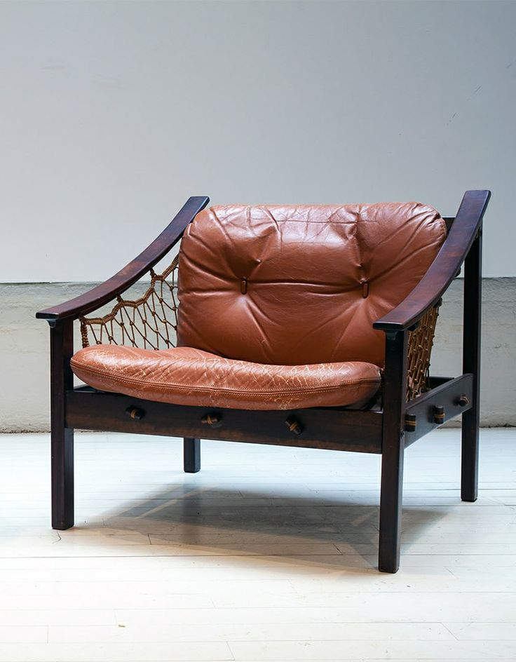 Jean Gillon Amazonas Armchair 1960 Chaired