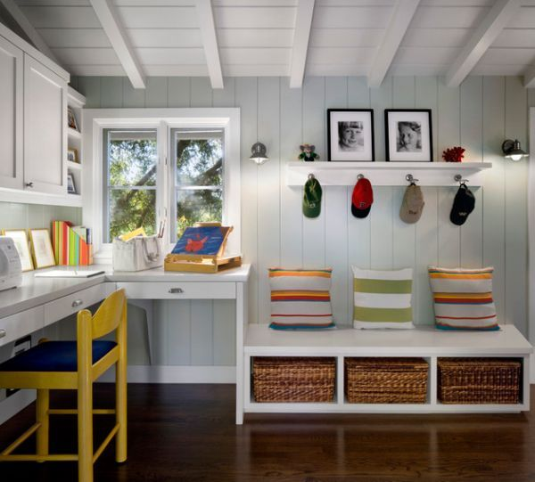 29 Kids' Desk Design Ideas For A Contemporary And Colorful Study Space