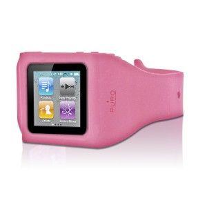 Λουράκι Ρολόι Για iPod Nano 6 Pink