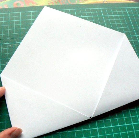 Как из бумаги сделать открытку для денег