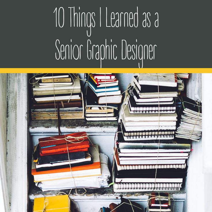 10 Things I Learned as a Senior Graphic Designer | Varró Joanna Design | Graphic Design Tips | Designer | Freelancer | Inspiration | Graphic Design | Graphic Designer
