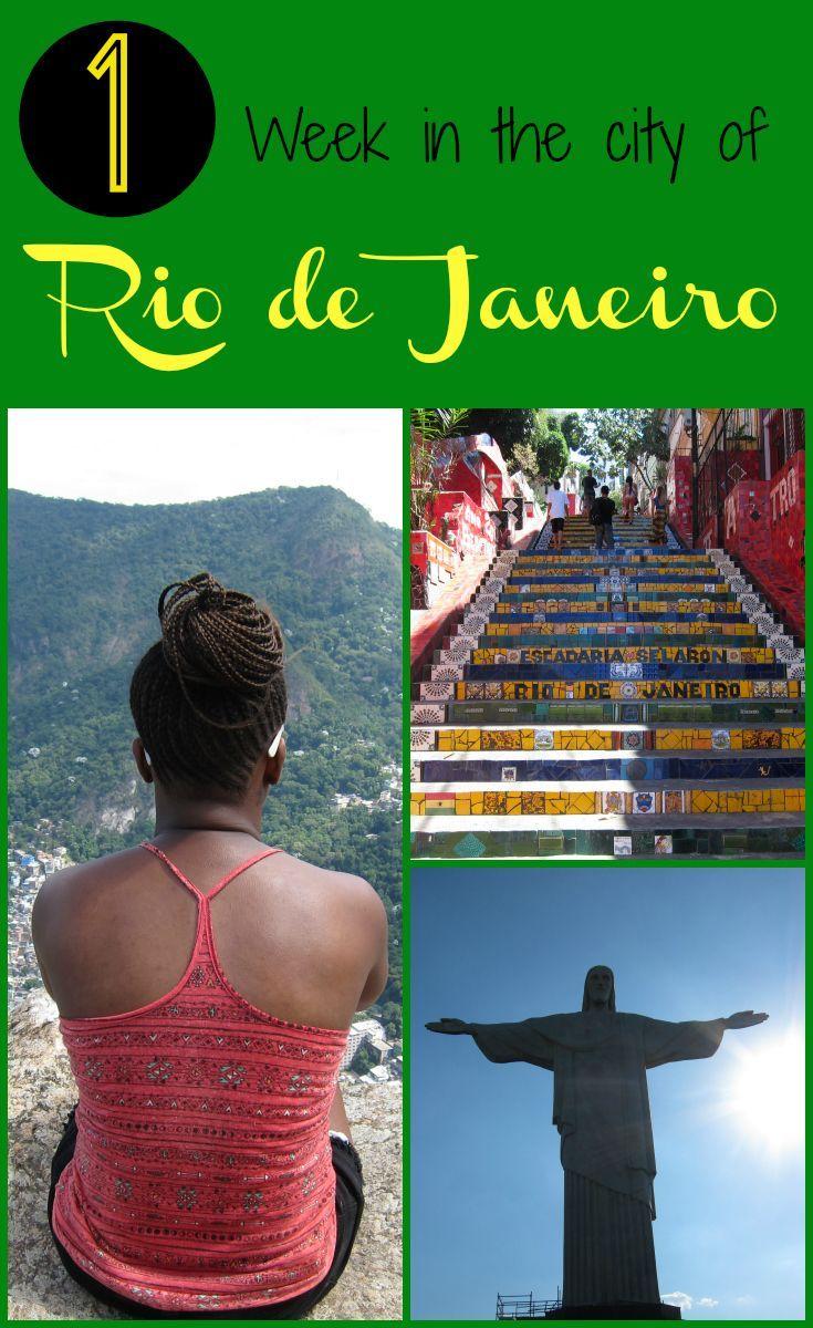 What To Do During 1 Week in Rio de Janeiro, Brazil | CulturalXplorer.com