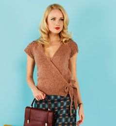 Modèles tricot femme - explications & patrons tricot femme