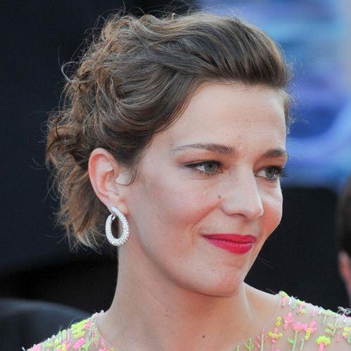 Céline Salette en Boucheron Festival de Cannes 2014