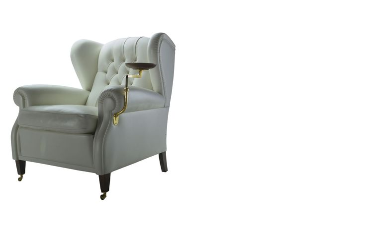 Poltrona Frau 1919 Poltrona Frau 1919, een fauteuil van PLAN@OFFICE ontworpen door Poltrona Frau.
