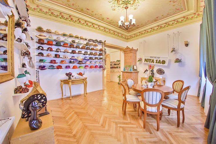 Welcome to a charming interbelic house, in Bucharest, that shelters all the fashion statements which the romanian designer, Ana Istodorescu, has to make! Hundreds of fascinators, hatinators and hats: some vintage, some retro, some modern, but all of them unique! Beautiful headpieces go along best with custom-made clothes: trench coats, jackets, kimonos, dresses, and many more to come! Don't forget about silk scarves, antique jewelry and...come by to discover everything yourself !