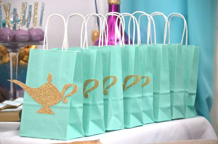 Princess Jasmine Birthday Party Ideas | Photo 1 of 34 | Catch My Party