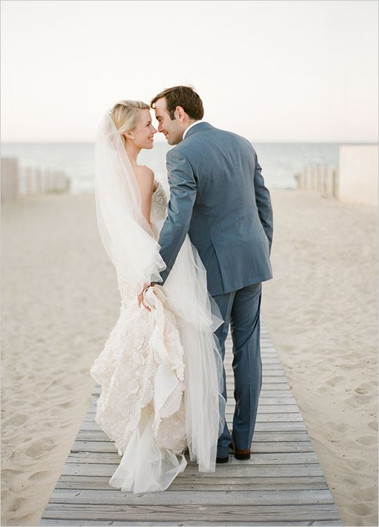Lovely Seaside Nantucket Wedding Captured By Jose Villa #weddingchicks http://www.weddingchicks.com/2014/09/02/nantucket-wedding/