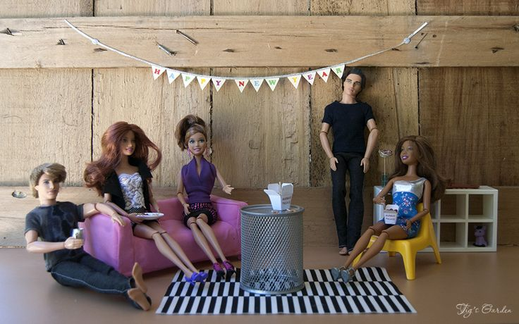 Tig's Thoughts: Dolls New Year