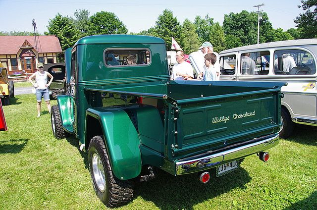 """Willys Jeep Pick Up   1949 Willys Overland """"Jeep"""" Pickup Truck   Flickr - Photo Sharing!"""