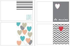 A Homemaker's Journey: Free Valentine's Printables