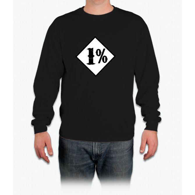1 percenter Long Sleeve T-Shirt