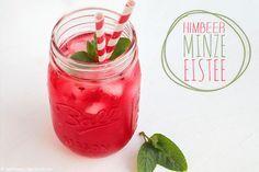 {Delicious SummerDay} Himbeer-Minze-Eistee