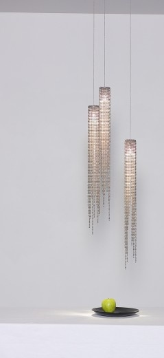 Suspension Lighting Ideas: one of the most inspiring lamps. http://www.delightfull.eu/