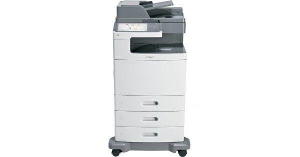 Copiator Profesional Lexmark X792DE A4 Laser ColorModel: Lexmark x792DE Functii: Copiere Color- Fax Color - Printare Color - Scanare Color- Scanare Retea Color Display: Lexmark e-Task 10.2-inch (25.9 cm) color touch screen Viteza Printare Color/Alb-Negru: Pana la 50 ppm Prima pagina: Sub 8