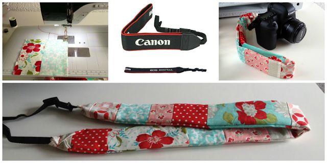 Correa de Cámara Personalizada - Handbox | Craft Lovers