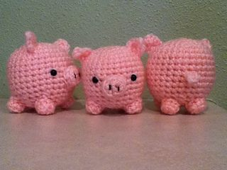 Ravelry: Teacup Piglet pattern by Elinor Ferrars