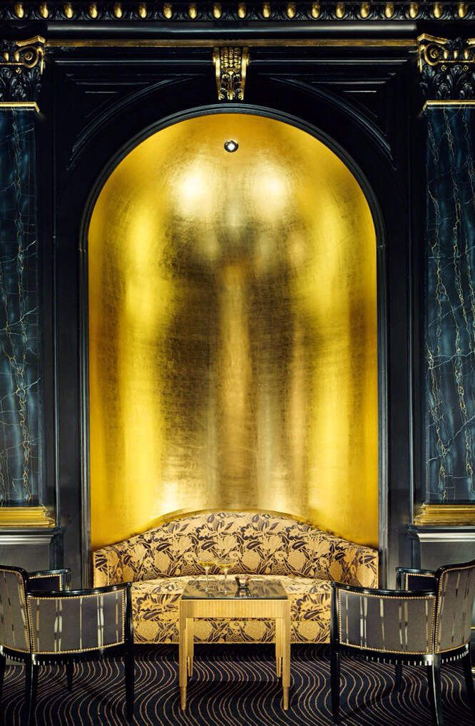 LUXURY HOTELS - THE SAVOY LONDON