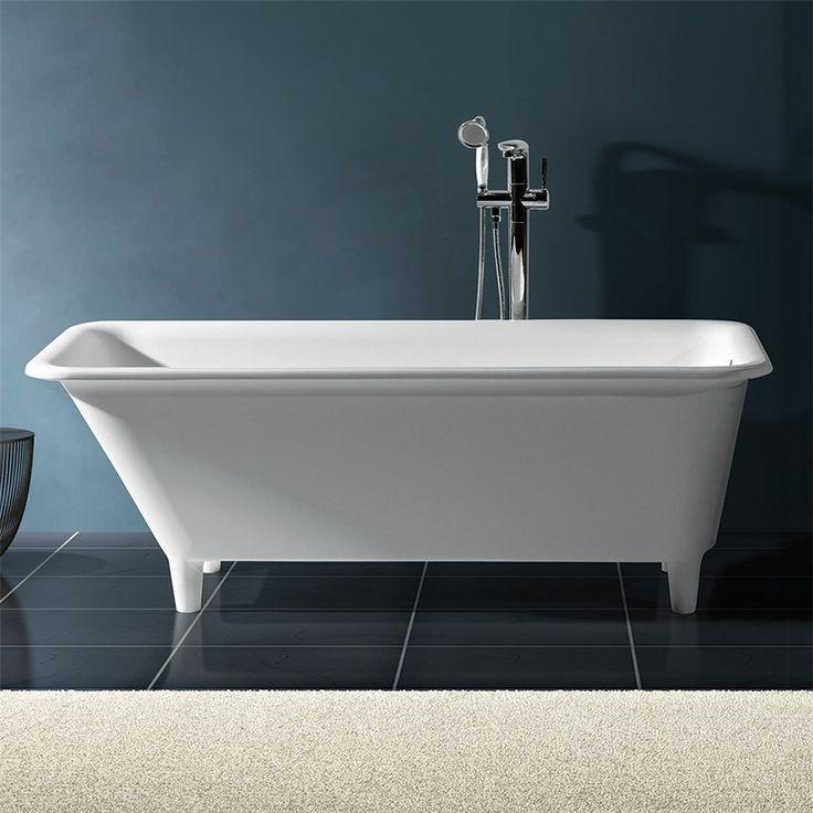Tassbadkar Bathlife Labb - Badkar med tassar - Badkar - Bygghemma.se