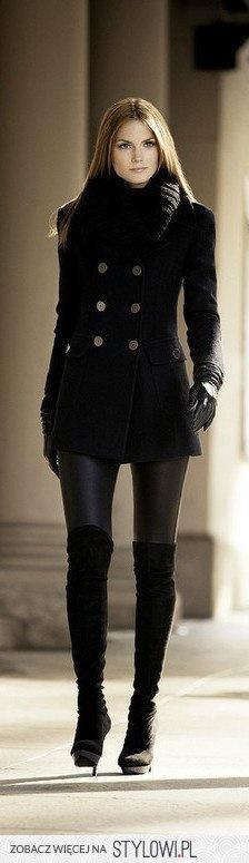 I need a new coat. I do like this.