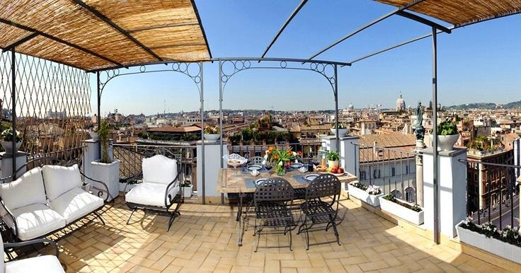 Appartement Rome Vacances