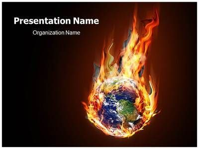 Check out our professionally designed global #warming #PPT #template. #Download…