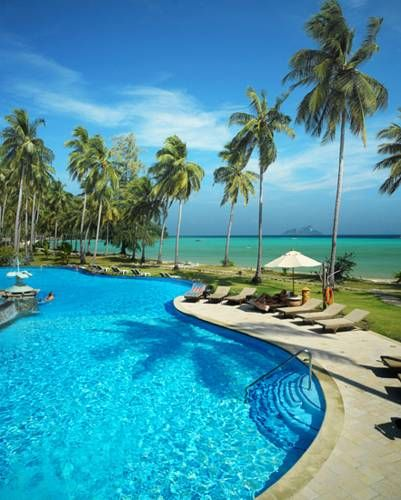 Outrigger Phi Phi Island Resort and Spa   - Phi Phi Island, Ao Nang - Thailand