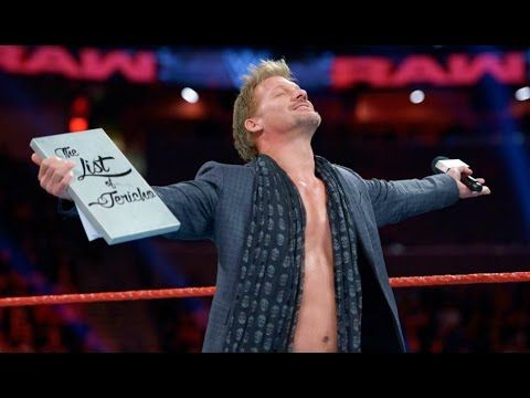 WWE NEWS: Chris Jericho says goodbye to WWE fans 'See you again'