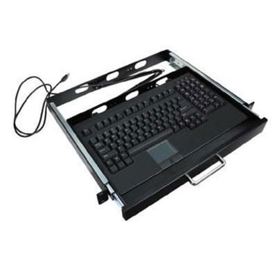 Adesso Inc. - Touchpad Keyboard USB Drawer