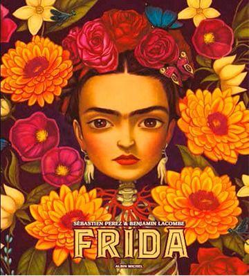 Frida / Benjamin Lacombe