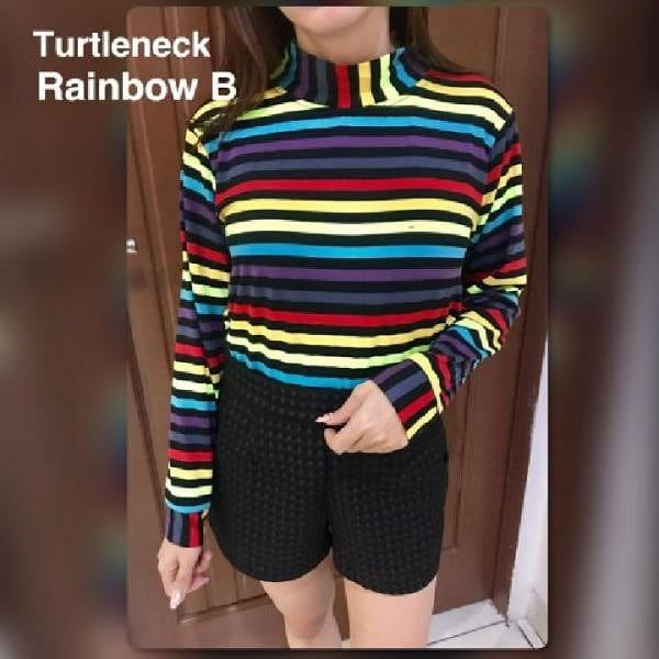 Baju Rainbow Panjang