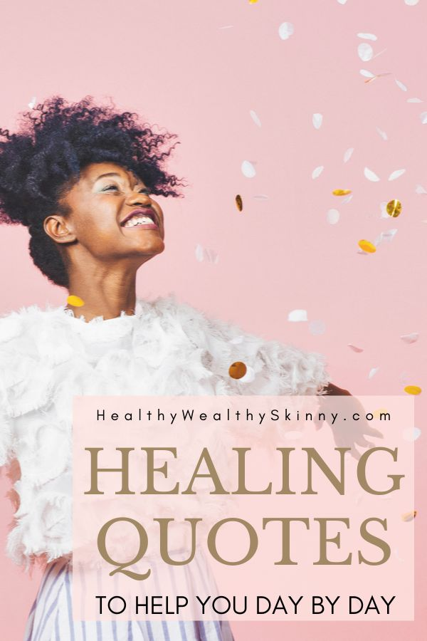 Healing Quotes: Words Have Power – Women's Health