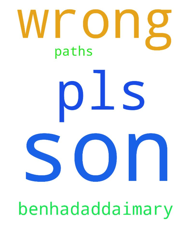 Pls pray for my son BenhadadDaimary he is with wrong - Pls pray for my son BenhadadDaimary he is with wrong paths please please pray for my sons Posted at: https://prayerrequest.com/t/BLT #pray #prayer #request #prayerrequest