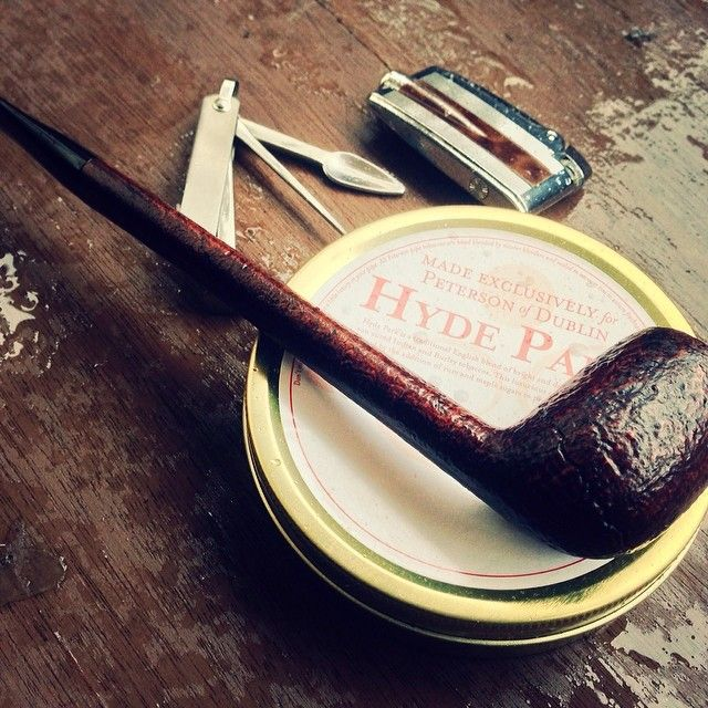 Briar Pipes & All Things Nice : Photo