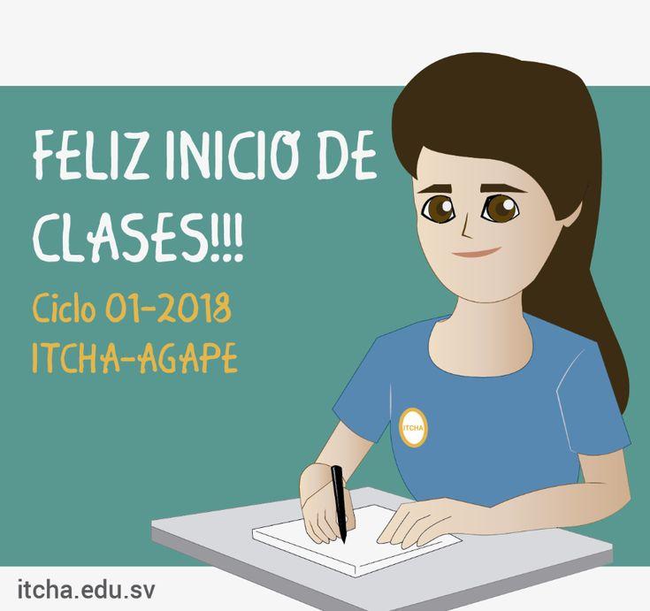 Inicio de Clases 2018 - ITCHA-AGAPE