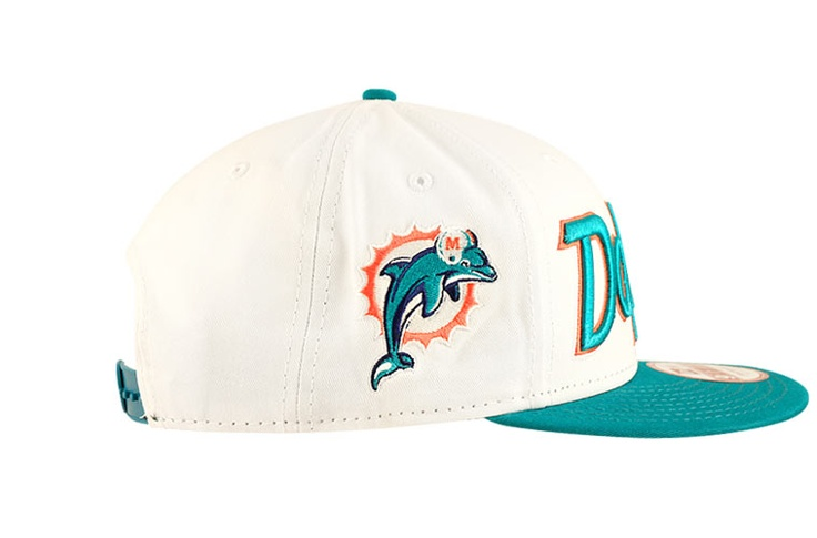Miami Dolphin Team Cap