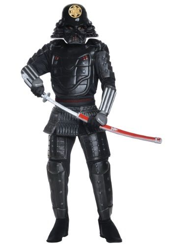 #halloween #halloweencostumes Samurai Darth Vader Costume: Star Wars is awesome. That's a fact. You can look it up in history… #costumes