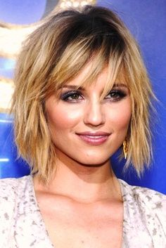 Prime 17 Melhores Imagens Sobre Hair No Pinterest Elisha Cuthbert Short Hairstyles Gunalazisus