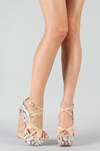 1000  images about Cork heels on Pinterest | Steve madden, Lady ...