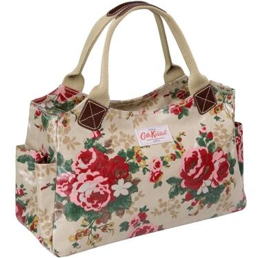 Ah I can't help loving these bags <3 Cath Kidston