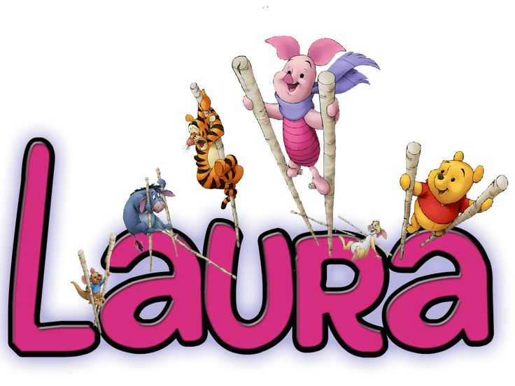 the name Laura images Originally Posted by Pigglet IS