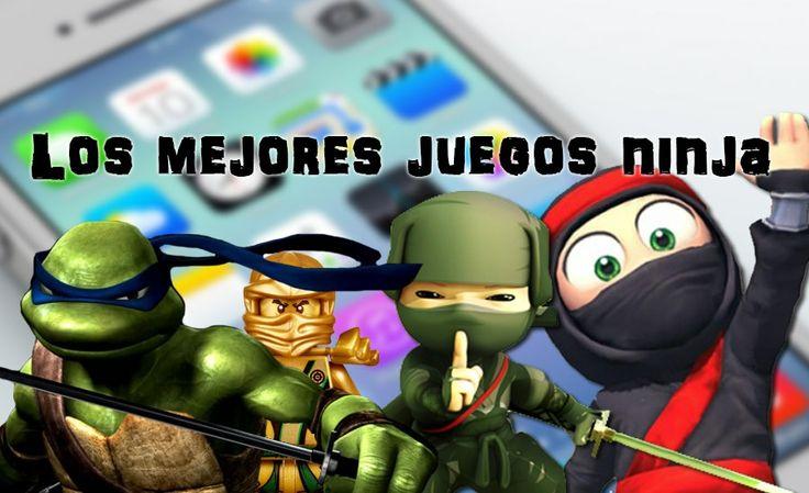 Los 10 Mejores Juegos Ninja para iPhone, iPad y iPad Mini