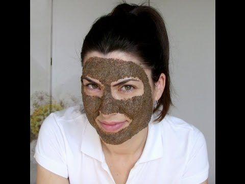 Mascarilla facial estimulante y desintoxicante