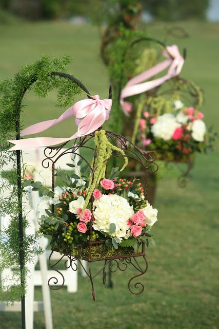 Sincerely yours, : English Garden Wedding With a Tropical Twist