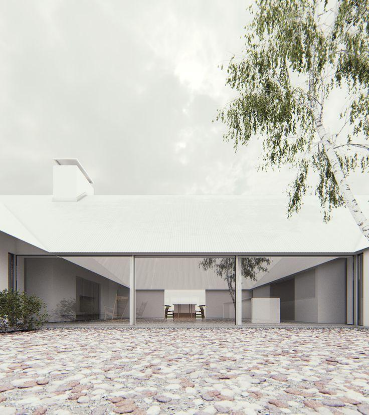 Baron House, Skåne, Sweden - John Pawson