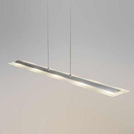 Lampa wisząca Nimo płaska #designlampa #nowoczesnelampy #lampyled