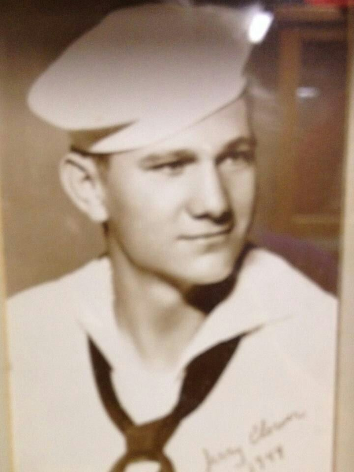 Jerry Clower The day after he finished high school, he joined the Navy and served on the aircraft carrier Bennington in the Pacific during World War II. When he returned to Mississippi after the war, he attended college on football scholarships at Southwest Mississippi Junior College and Mississippi State University, where he received a degree in agriculture.