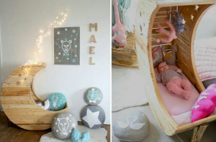 Im going to tell my dad or my father in law to build us this for our future baby